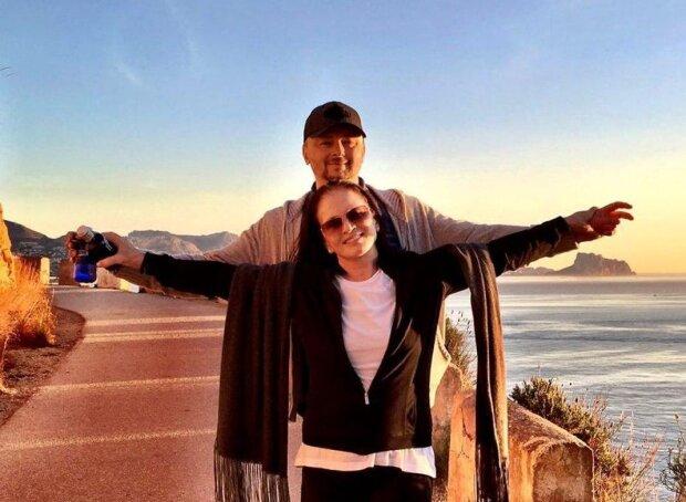 Софія Ротару з сином Русланом, фото з Instagram