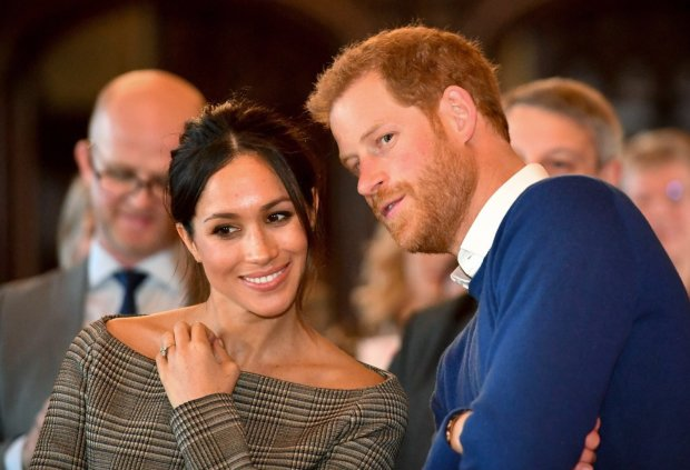А если бы простудилась: принц Гарри устроил беременной жене экстремальную фотосессию