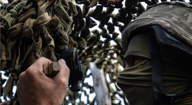Воин ВСУ, фото: Facebook