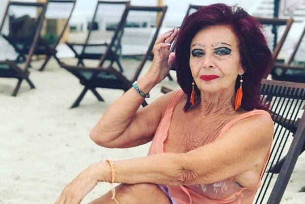 Олена Вовк, фото з соцмереж