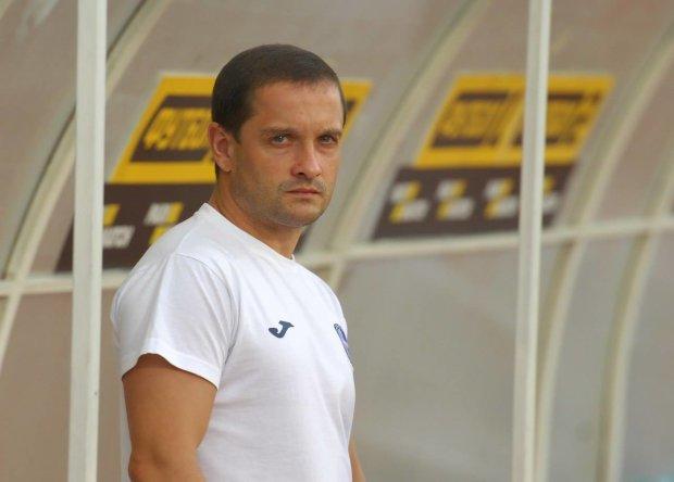 Тренер донецкой команды УПЛ ушел в отставку из-за конфликта с президентом