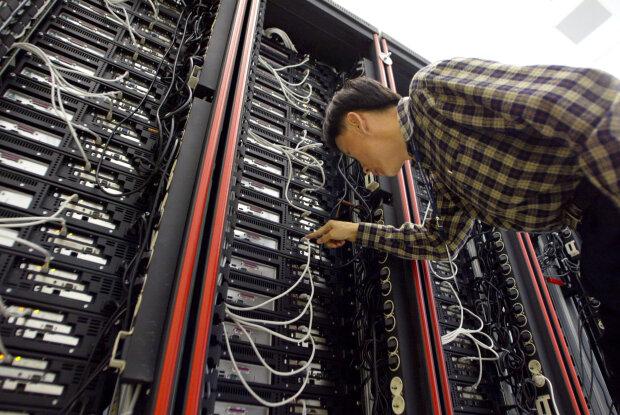 суперкомпьютер, фото GettyImages