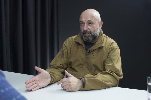 Сергій Кривонос, Апостроф