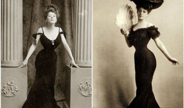 Эволюция идеала женской фигуры: от начала 19 века и до сегодня (фото)