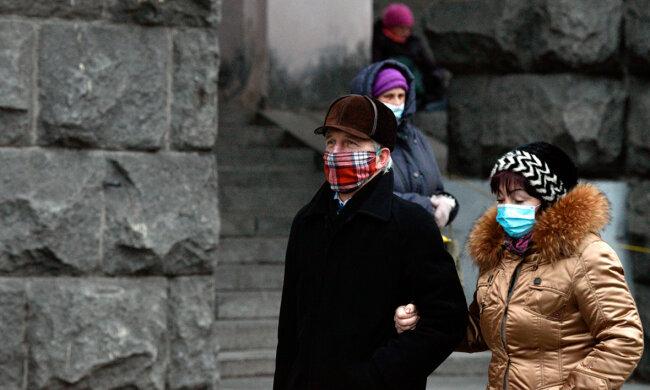 Локдаун в Киеве, фото УНИАН