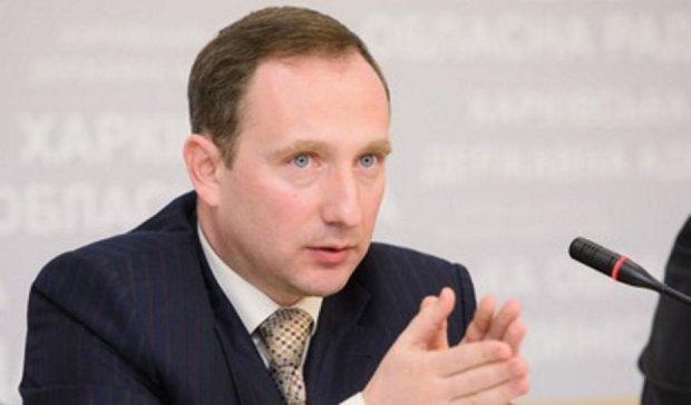Голова Харківської ОДА  Ігорь Райнін не прийшов на свою люстрацію