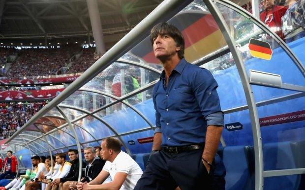 Тренер Німеччини похвалив свою команду після перемоги на Кубку конфедерацій