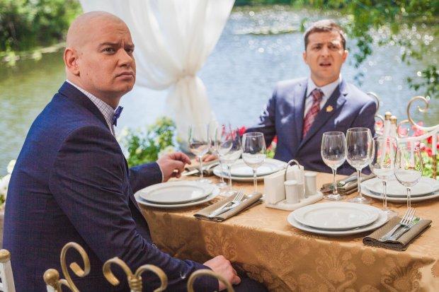 Когда Зеленский президент, то Кошевой – премьер, а Кравец – министр финансов?