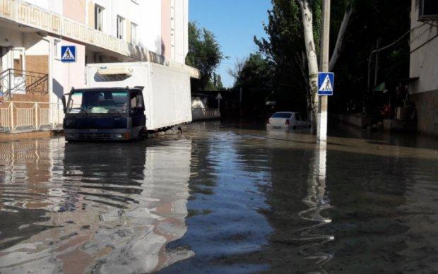 Погодный апокалипсис: Крым стал жертвой опасной стихии