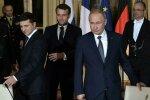 Таємниця за зачиненими дверима: про що Зеленський поговорив з Путіним один на один
