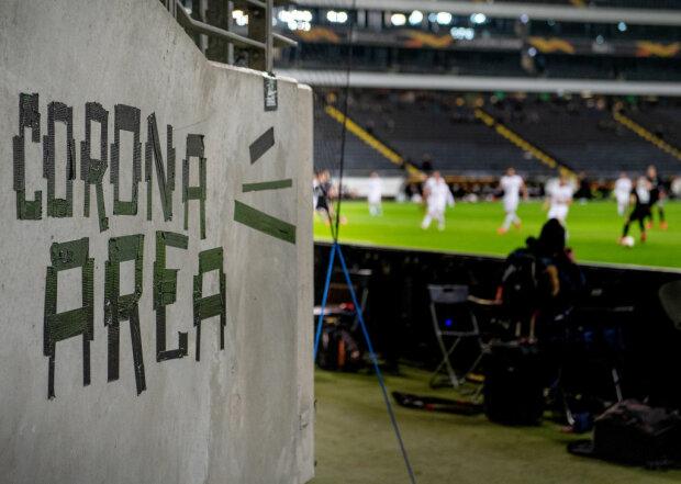 УЄФА призупинив Лігу чемпіонів і Лігу Європи, Getty Images