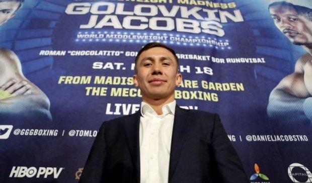 Головкин считает Madison Square Garden своим вторым домом