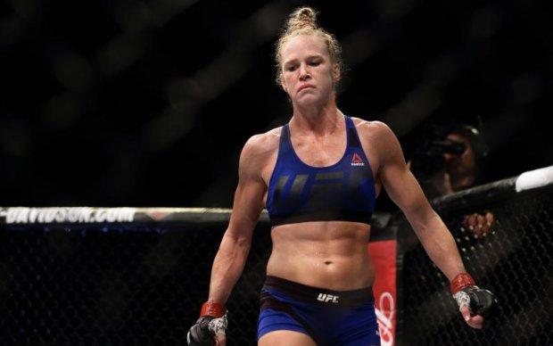 UFC: Холм розповіла, як перемогла Коррейю