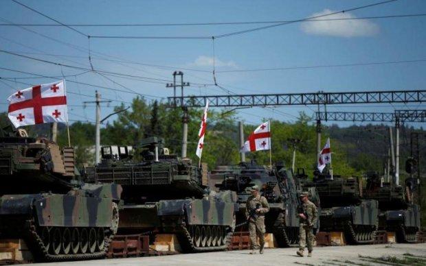 ЗСУ покажуть в Грузії свою бойову завзятість