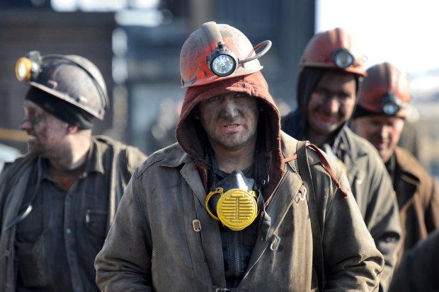 Опережаем европейских соседей: зарплаты украинских шахтеров заткнут за пояс доходы заробитчан
