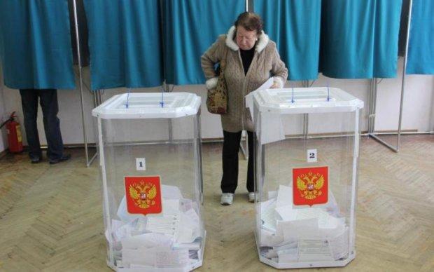 Не минуло й години: з'явилося відео фальсифікацій на виборах в РФ