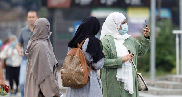 Арабские туристы. Фото: РБК-Украина.