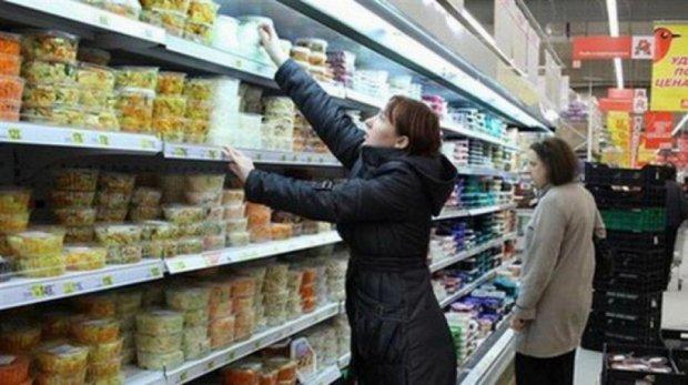Дві третини доходів українці витрачають на їжу і житло