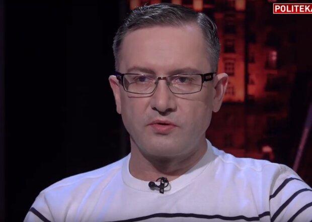 Сергей Верланов, скриншот с видео