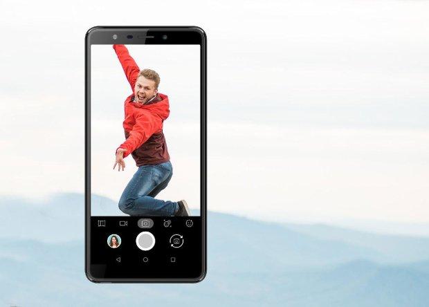 Eluga Ray 530: бюджетный клон iPhone XS Max