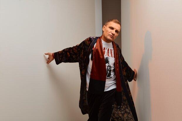 Олег Скрипка, фото: пресс-служба артиста
