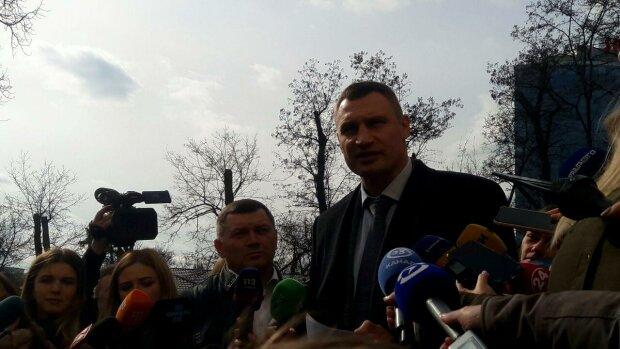 Віталій Кличко - фото Знай.ua