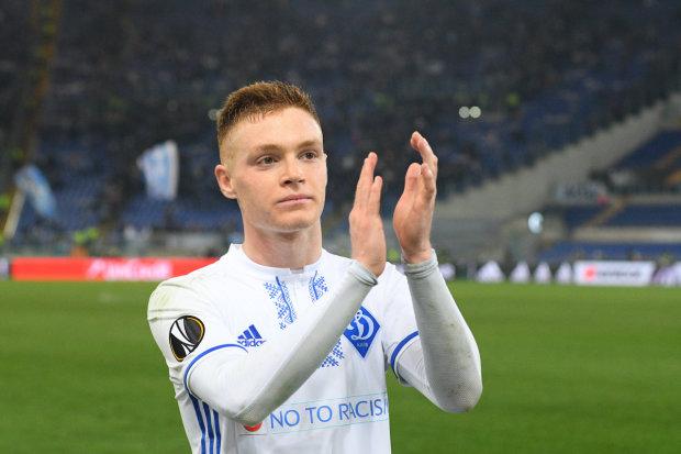 Цыганков может перейти в Рому, капитан Динамо уже в Италии
