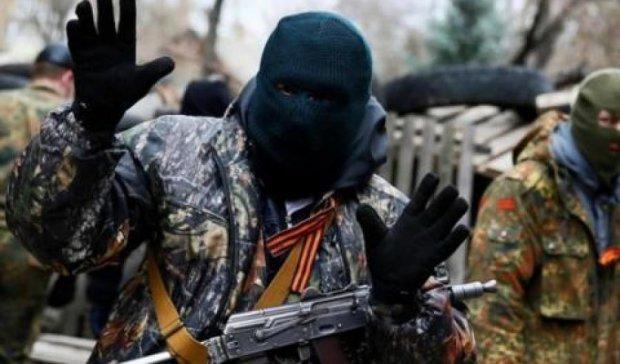 В зоні АТО впіймали двох російських диверсантів