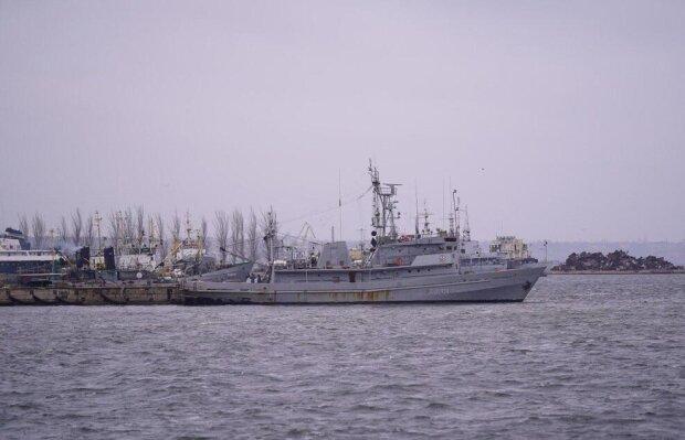 Прибуття українських кораблів в Очаків, Одеса онлайн