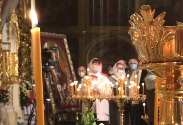 Молитва, скріншот з відео