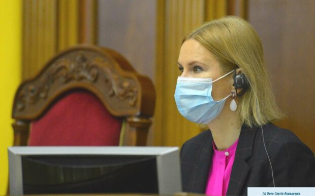 Верховна Рада, Олена Кондратюк - фото ВРУ