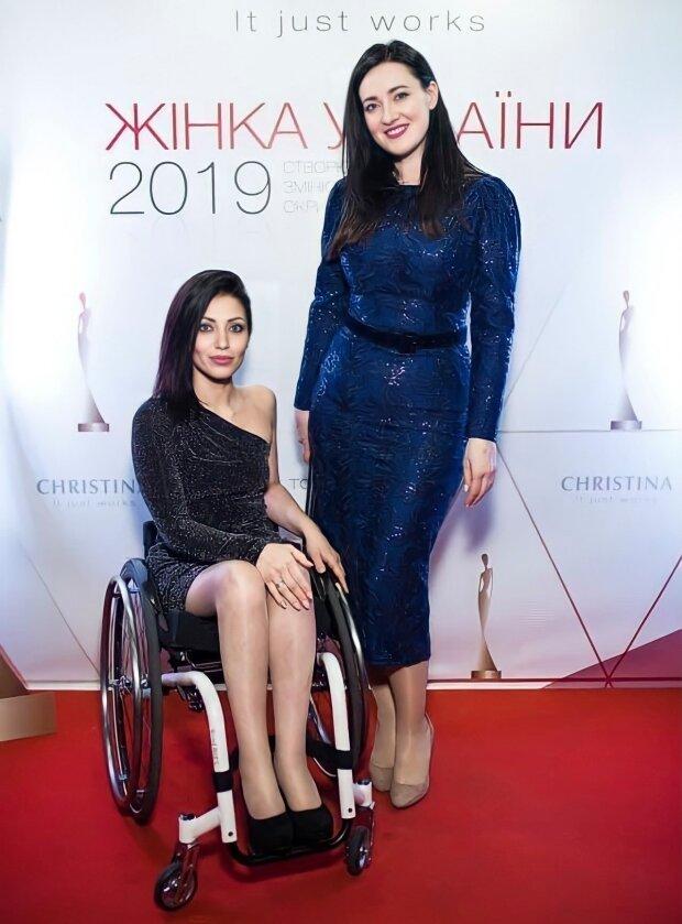 Уляна Пчелкина и Соломия Витвицкая, фото: Facebook