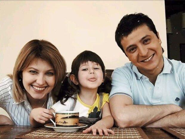 Родина Зеленського, фото - Iseemir