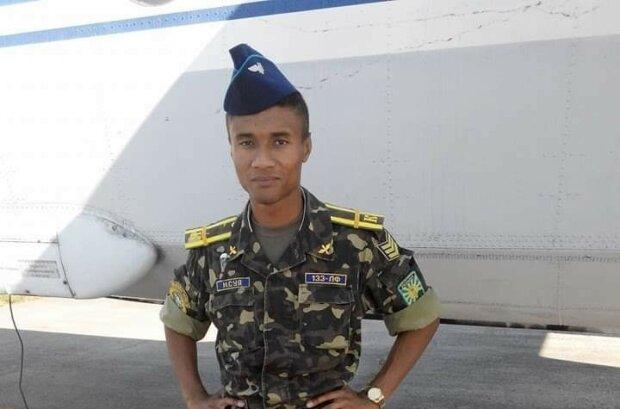 В катастрофе под Харьковом погиб африканец-лейтенант, мечтавший о звании генерала - преданно служил Украине