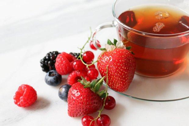 Чай и ягоды: вкусная и полезная профилактика болезней сердца