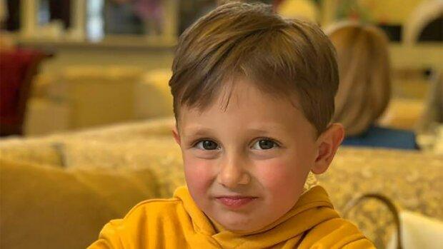 Син В'ячеслава Соболєва