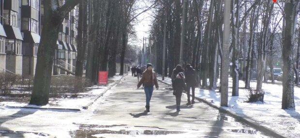 Проспект Жукова, фото: скріншот з відео