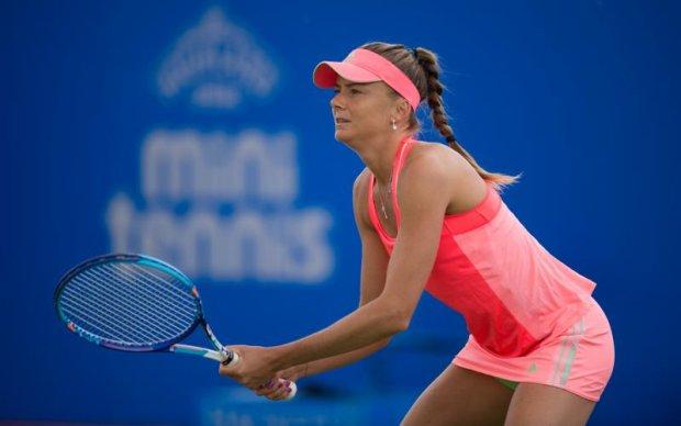 Зваблива тенісистка оголосила про завершення кар'єри