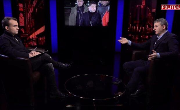 Юрий Романенко в интервью для Рoliteka