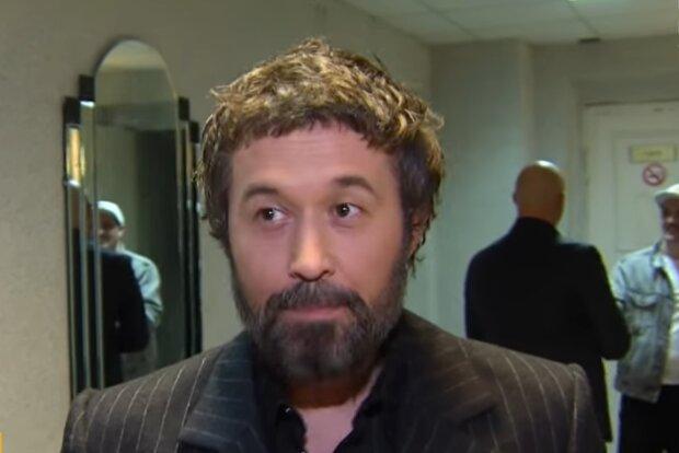 Сергій Бабкін, кадр з відео