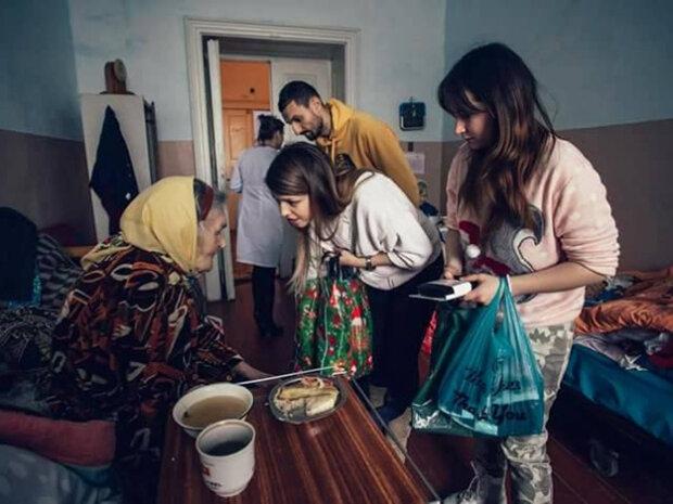 """Львів'ян просять допомогти пенсіонерам, які доживають старість у хоспісі: """"Потрібні підгузники, крупи та чай"""""""