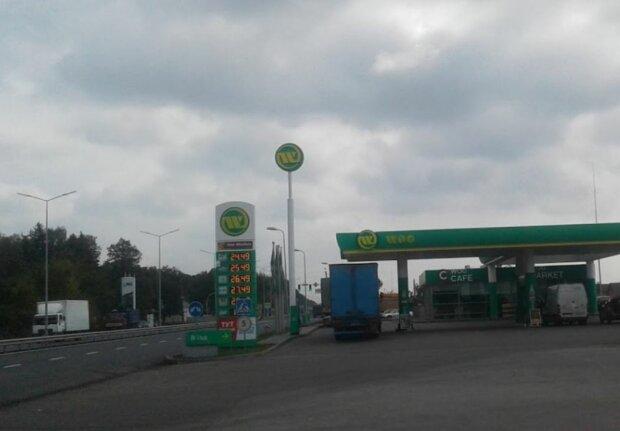 Цены на бензин, скриншот: YouTube