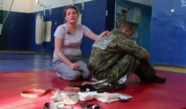 МВД создали фильм об оказании первой помощи раненным (видео)