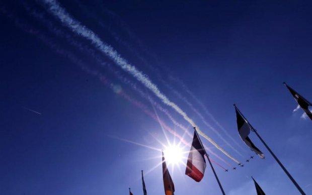 Відкриття нової штаб-квартири НАТО відзначили авіапарадом