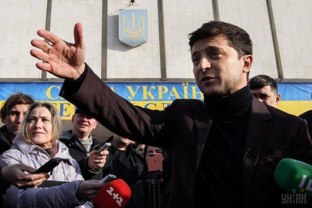 Зеленского сопровождает личная охрана Коломойского: столкновения во Львове поставили много вопросов