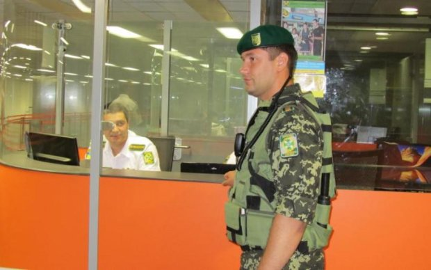 Ядерная угроза: иностранец поставил Борисполь на уши