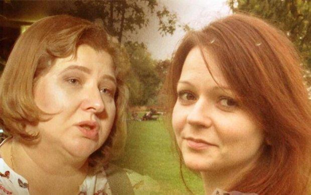 Сестра Юлії Скрипаль сумнівається, що дівчина покинула лікарню