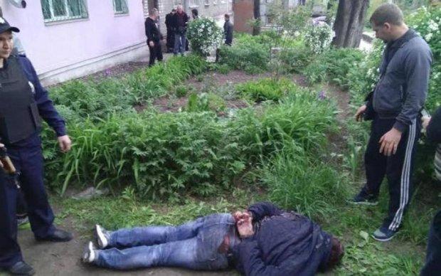 Охоронець Яроша підстрелив таксиста: фото, відео