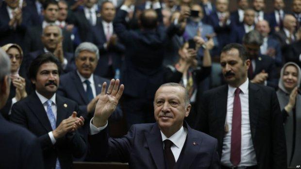Ердоган знайшов вбивцю Хашоггі