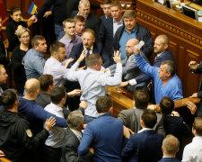 Бійка між депутатами